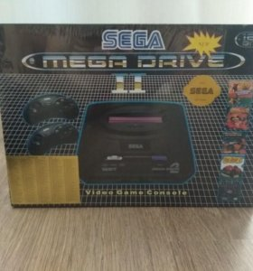 Sega Mega Drive игровая приставка
