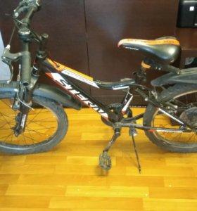 Велосипед детский 6 скоростей