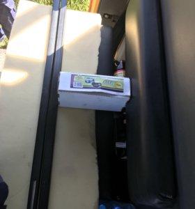 Багажник на рейлинг