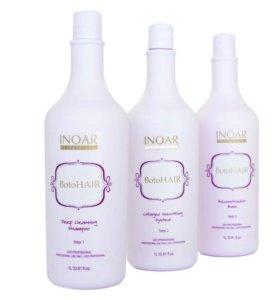 Inoar BotoHair ботокс для волос ( набор )