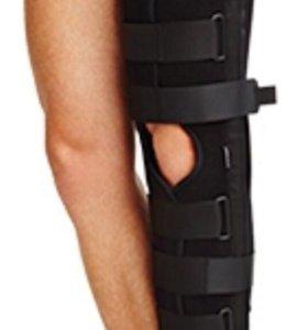 Тутор (Ортез) на коленный сустав усиленный.Новый