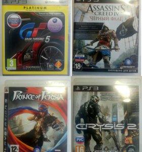 Продаю 15 игр на ps3.