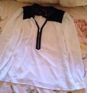 Блузка шорты