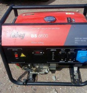 Бензиновый генератор Фубаг