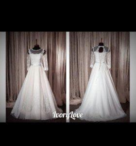 Новые свадебные и вечерние платья