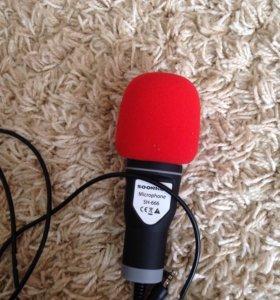 Микрофон soonhua