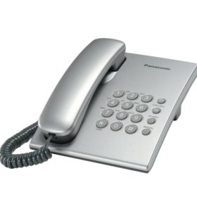 Домашний телефон Panasonic новый