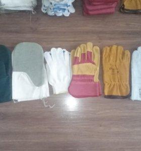 Рукавицы и перчатки летние