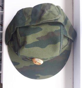 Кадетская-военная кепка