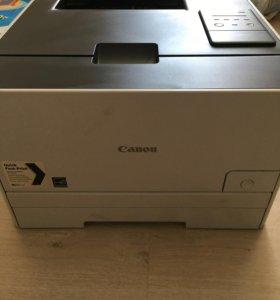 Цветной лазерный принтер canon lpb7100cn