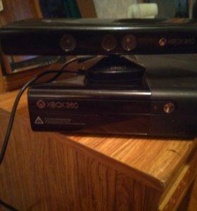 Игровая приставка XBOX 360 .kinect