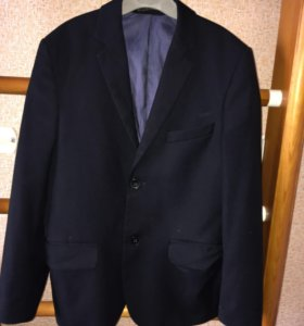 Школьный пиджак 140