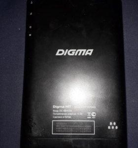 Планшет Дигма