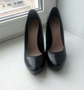 Туфли кожа натуральная 36 размер новые