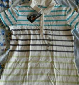 Рубашка поло женская (новая)