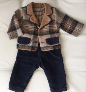 костюм на малыша Choupette (Шупетт)