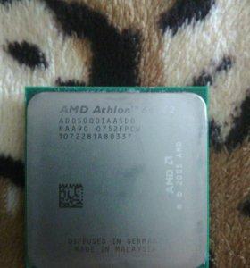 Пррдаю процессор AMD 64×2 Athlon.Кулер AMD