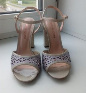 Босоножки туфли CarloPazolini 36,6 размер