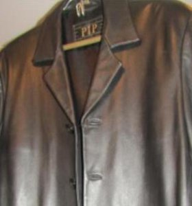 Пиджак (куртка) из натуральной кожи