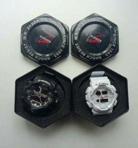 G-shock спортивные часы