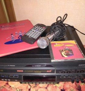LG karaoke FL-R900K