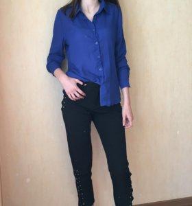 Блуза, брюки