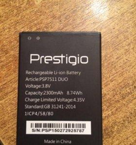Батарейка к телефону Prestigio