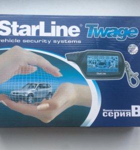 Сигнализация с автозапуском StarLine B9