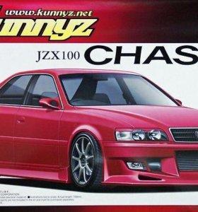 Сборная модель Toyota Chaser JZX100 Kunny'z