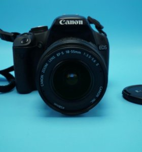 Canon EOS 500d Kit 18-55mm (зеркалка, гарантия)