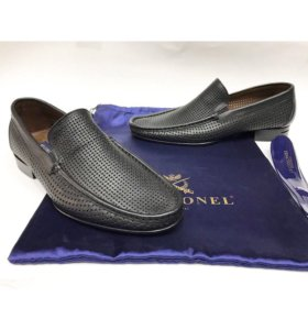 Мужские Итальянские Туфли Le Colonel