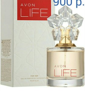Парфюмерная вода Avon Life для нее СУПЕР ЦЕНА!