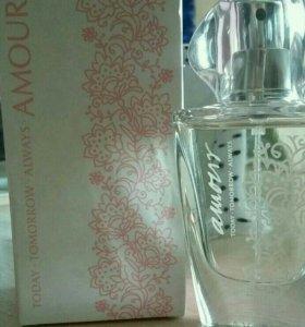 Парфюмерная вода Amour