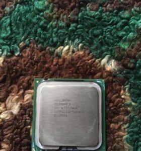 Процессор Intel celeron d331