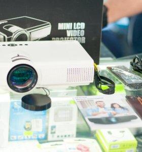 Домашний проектор tenker Q5 Mini LCD Projector