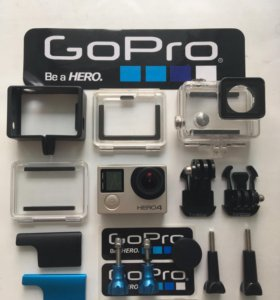 Камера GoPro HERO 4 Silver Edition