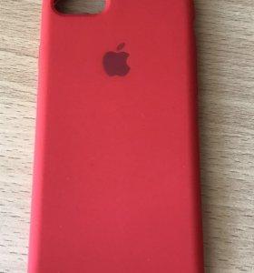 Новый silicon case для iPhone 7