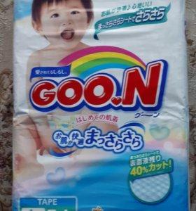 Подгузники Goon 9-14 kg