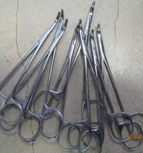 Зажимы хирургические