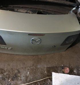 Крышка багажника мазда 3 Mazda