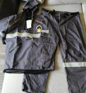 Костюм нефтяника (брюки, куртка)