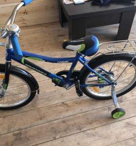 Велосипед для детей от 5 лет