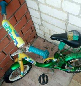 Велосипед детский ( новый)