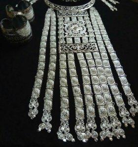 Набор якутских украшений
