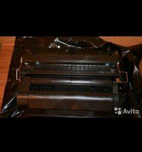 Картридж лазерный HP Q1338A оригинальный новый