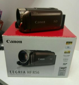 Видеокамера canon Legria HF R56