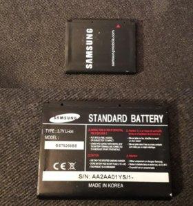 Оригинальный Аккумулятор Samsung BST5268BE