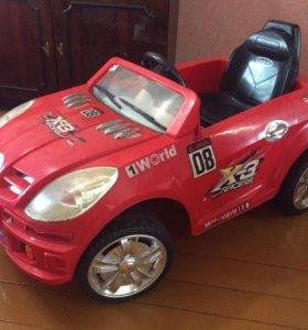 Электрический детский автомобиль