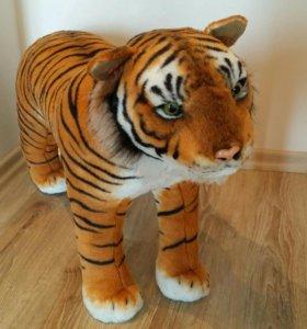 Большой тигр игрушка