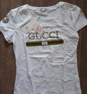 футболка женская новая